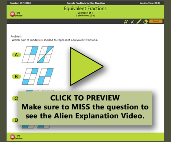 Online State Test Preparation | Online Practice Tests | Education Galaxy